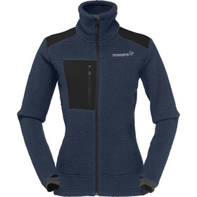 Norrøna W's Trollveggen Thermal Pro Jacket Cool Black